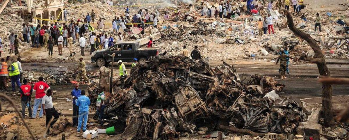 Os 10 ataques terroristas mais mortais da História
