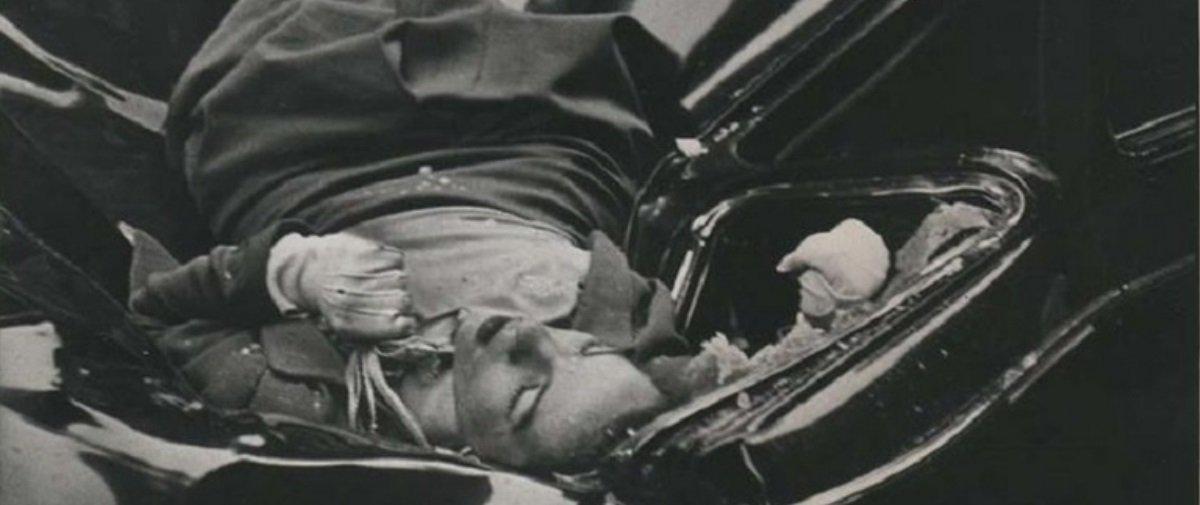 Você conhece a história por trás desta trágica fotografia?