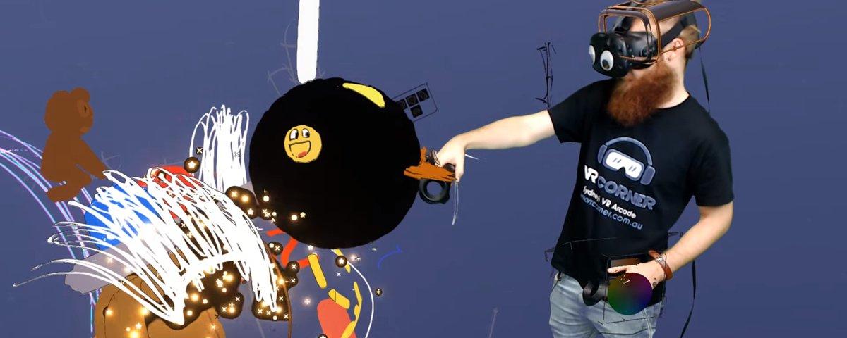 Homem quebra recorde de tempo jogado em game de realidade virtual
