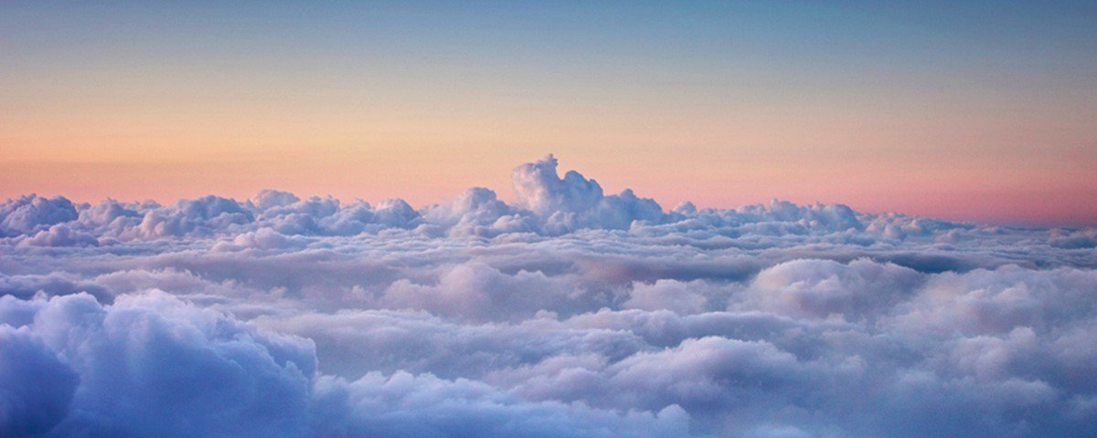 Estas fotos feitas acima das nuvens encantam e provocam arrepios