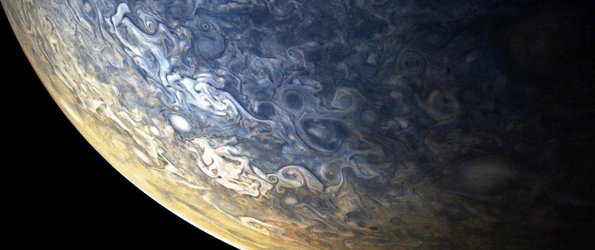 Novas imagens de Júpiter são tão lindas que vão deixar você de queixo caído