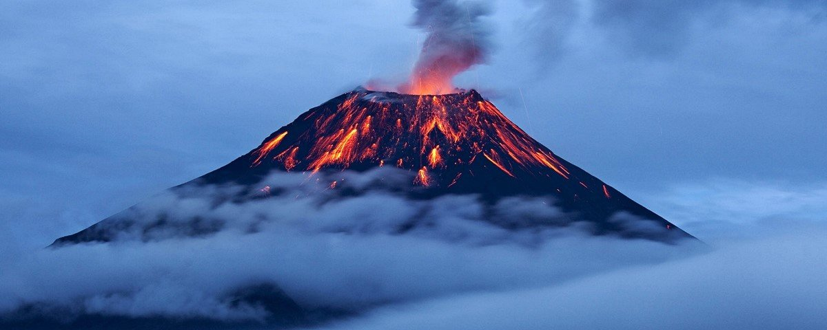 5 dos vulcões mais ativos e destrutivos da América do Sul