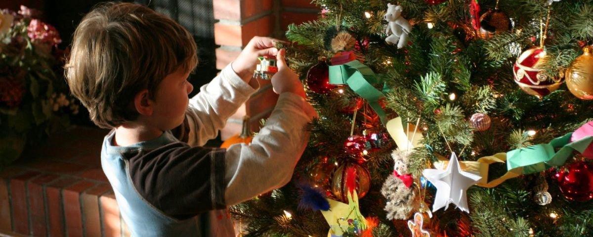 Quem decora a casa muito antes do Natal costuma ser mais feliz