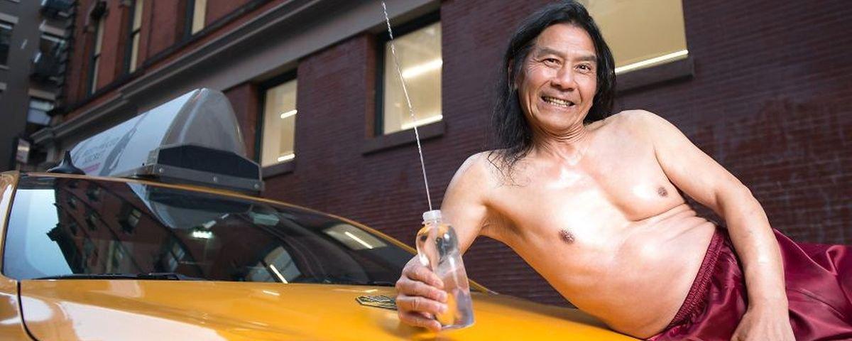 Calendário 2018 dos taxistas de NY é a coisa mais sexy que você verá hoje