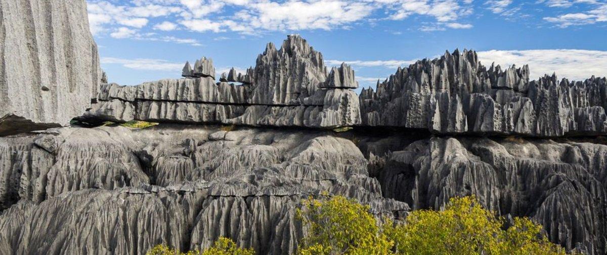 """Insólito: você já ouviu falar da """"Floresta de Rochas"""" de Madagascar?"""