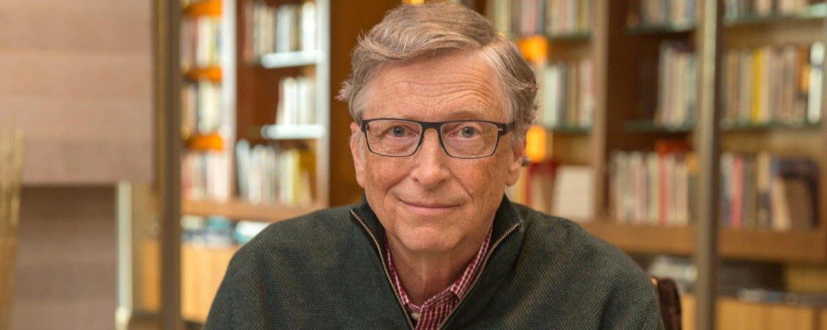 Os 5 livros de 2017 que Bill Gates recomenda que você leia