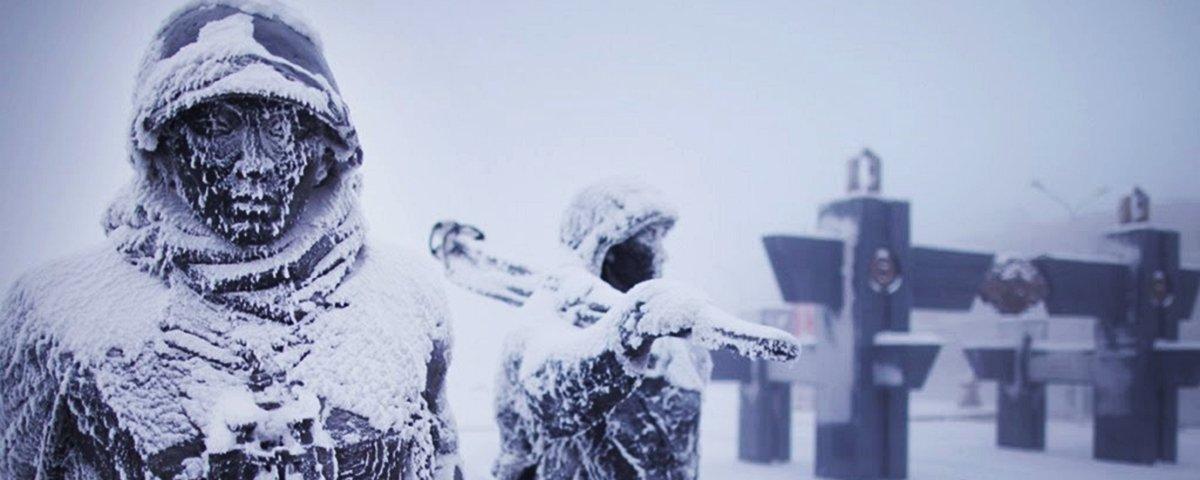 13 coisas inusitadas que acontecem sob temperaturas muito baixas