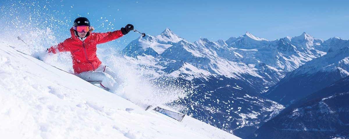 5 estações de esqui ideais para quem quer fugir do calor do verão