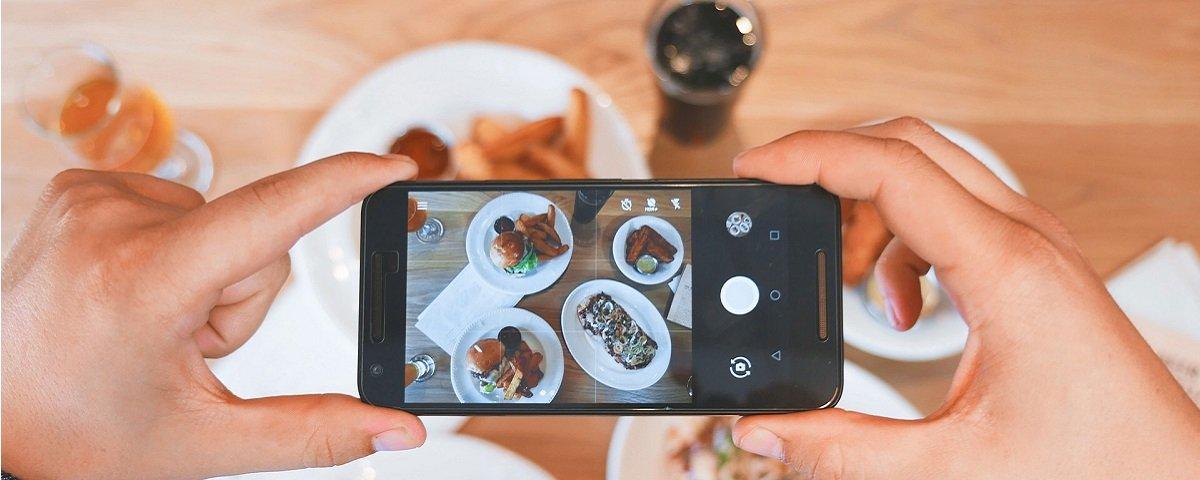 7 dicas para fazer fotos de comida mais bonitas pelo celular