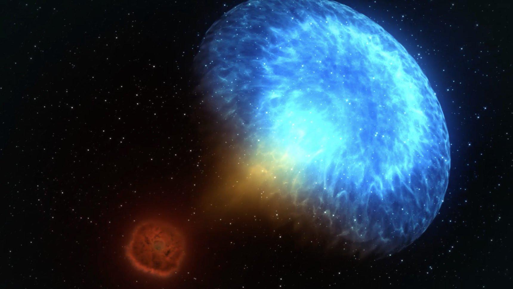 Emissões de rádio espaciais podem ser mais assustadoras que extraterrestres