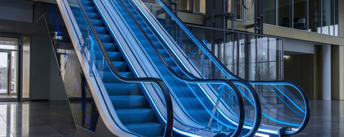 Há 125 anos, a primeira escada rolante do mundo foi instalada em NY