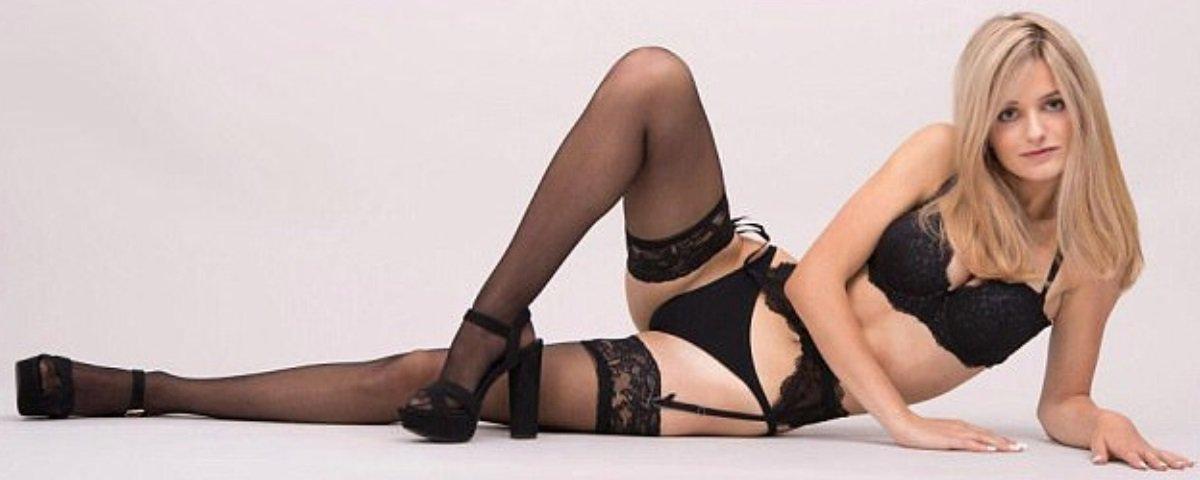 Modelo de 18 anos é mais uma jovem que está leiloando sua virgindade