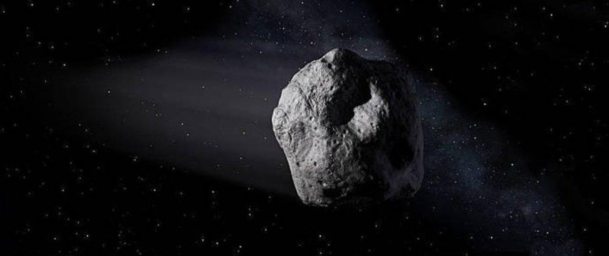 Estão falando por aí que um asteroide vai acertar a Terra em fevereiro