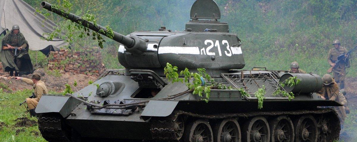 Essas armas soviéticas são capazes de assustar qualquer um