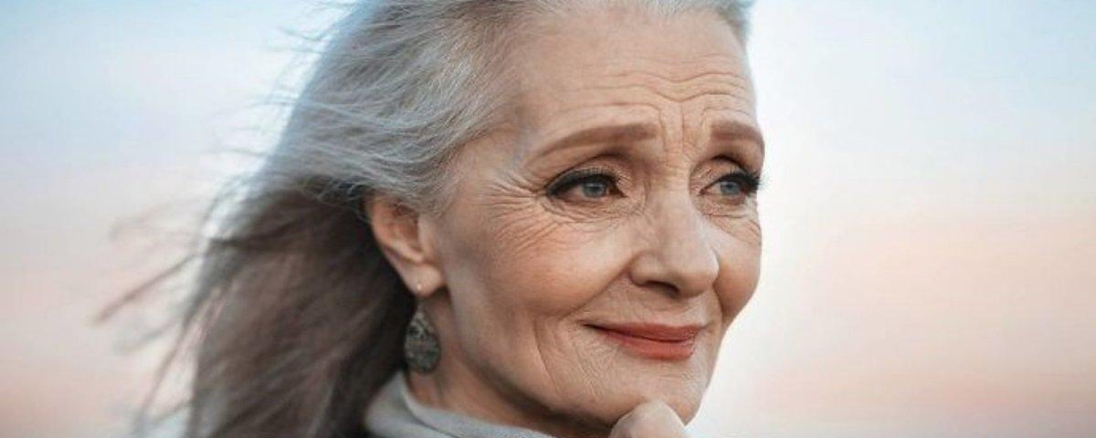 Conheça a agência de modelos que só contrata idosos