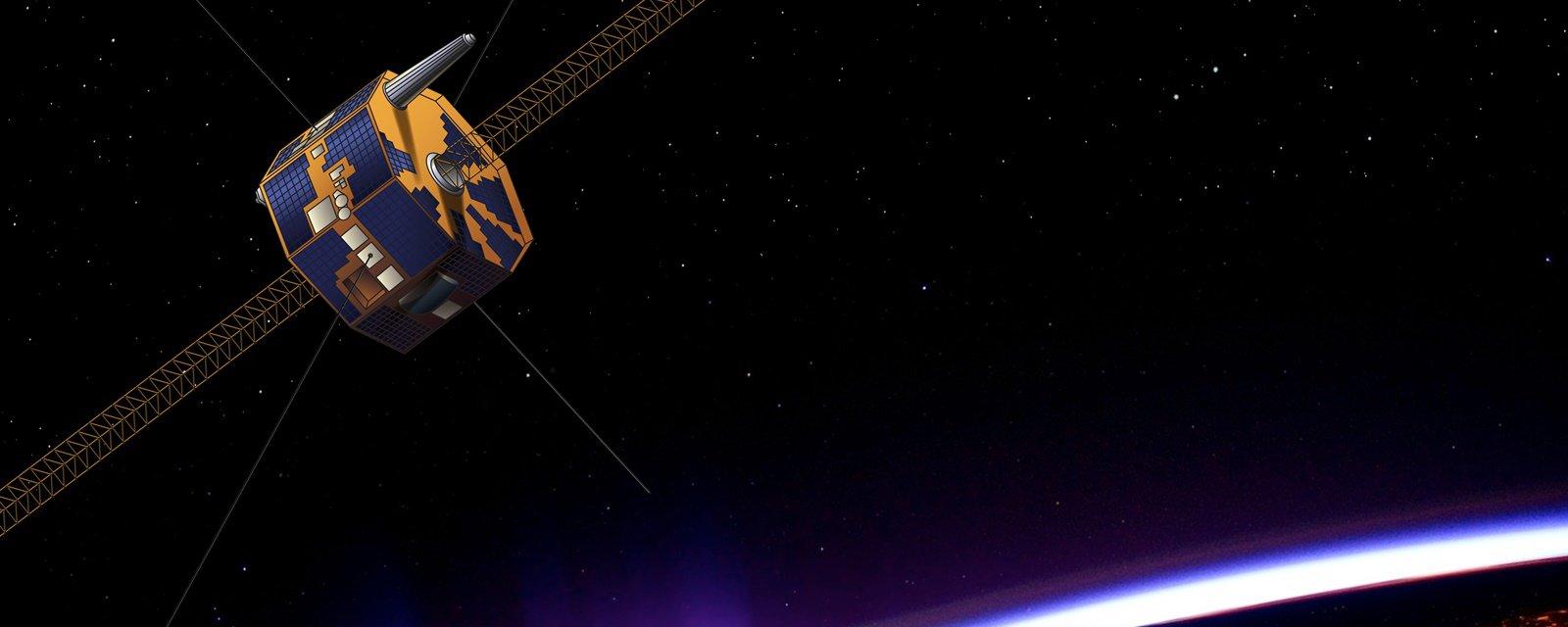"""Astrônomo amador encontra satélite da NASA """"perdido"""" há 13 anos"""
