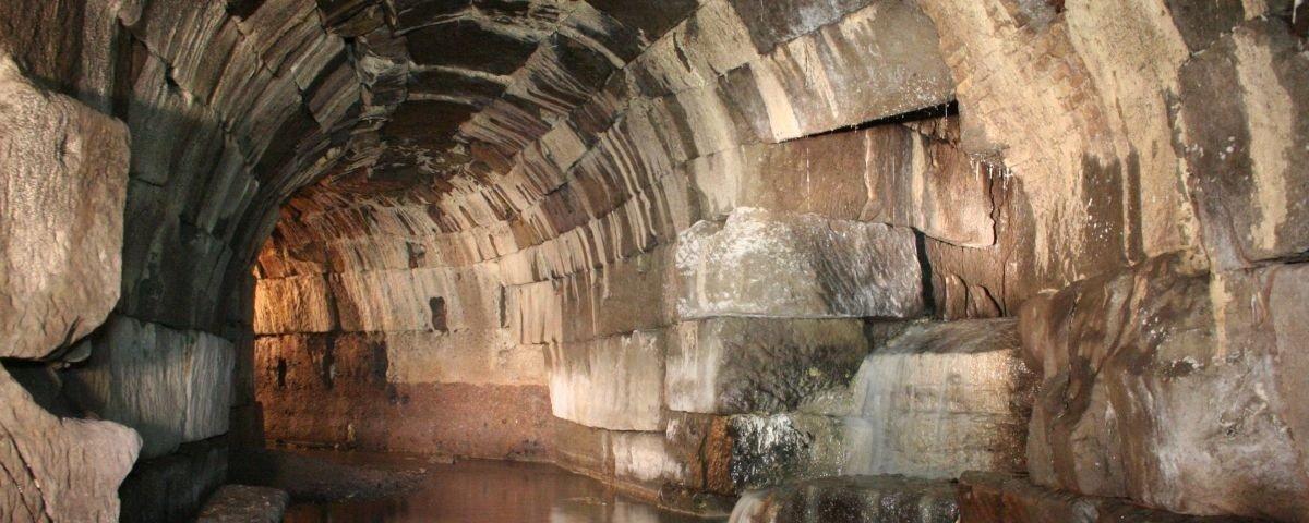 Roma ainda usa um dos sistemas de esgoto mais antigos do mundo