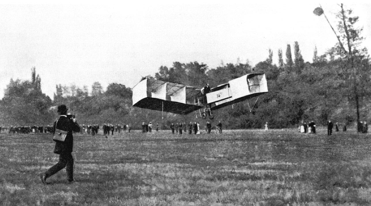 Gênio vs Gênio #4: o combate aéreo entre Santos-Dumont e os Irmãos Wright