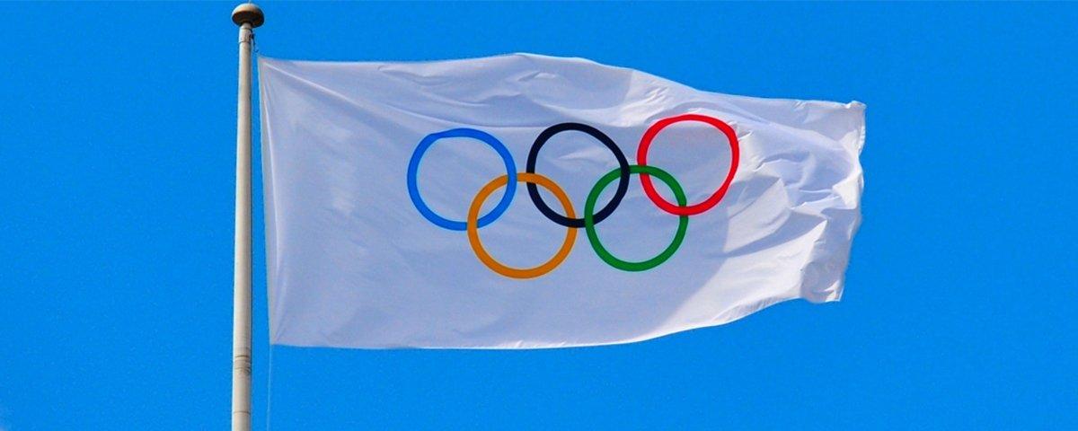 Por que o logo das Olimpíadas tem cinco aros coloridos?