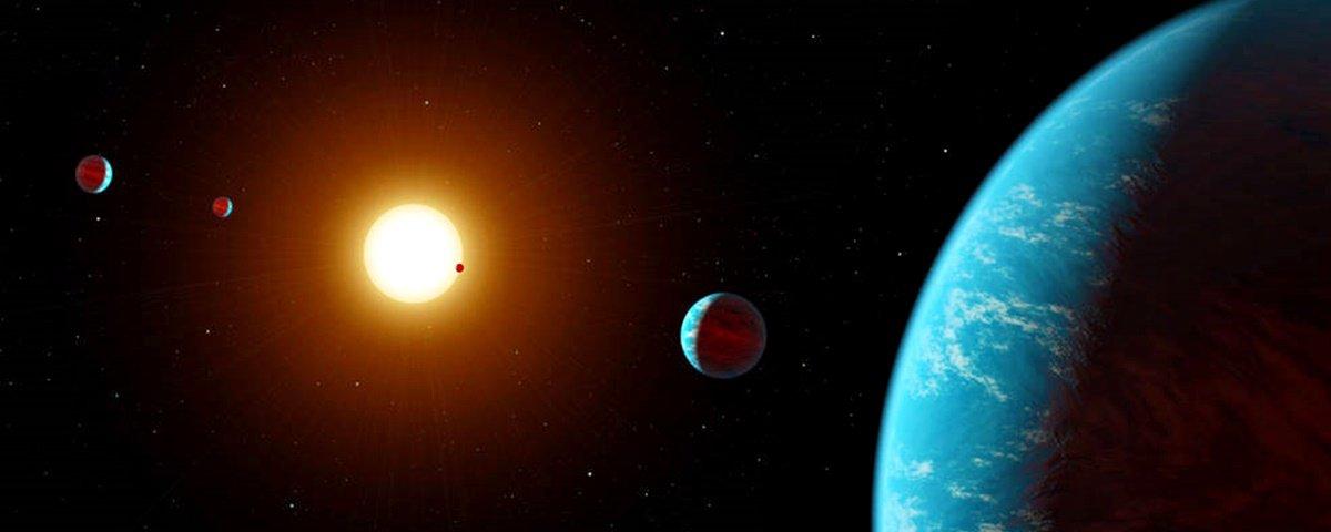 """""""Caçador de exoplanetas"""" da NASA encontra mais 95 mundos alienígenas"""