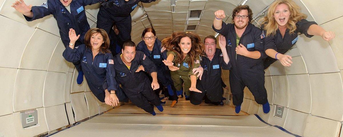 Você já imaginou como um astronauta se pesa no espaço?