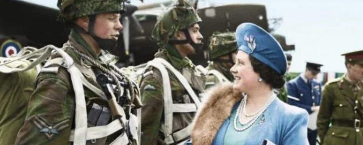 Fotos colorizadas da Segunda Guerra Mundial revelam momentos descontraídos