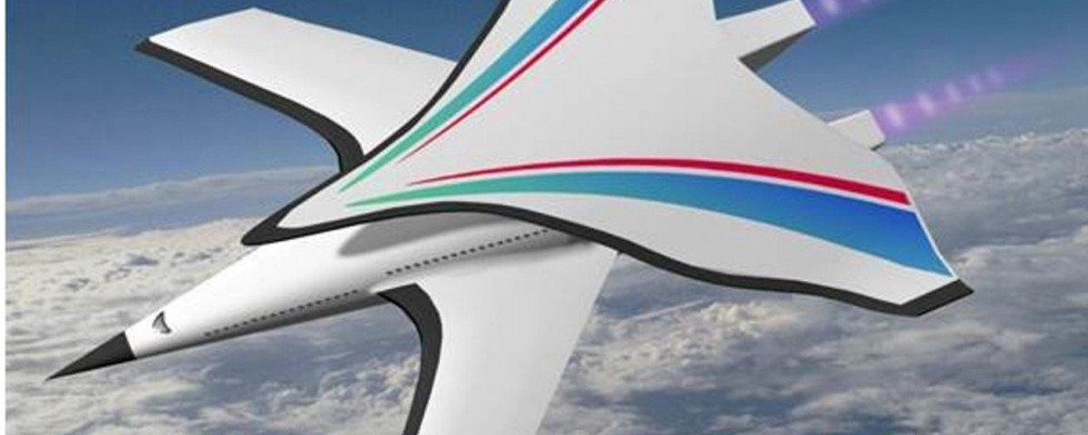 China projeta avião que pode chegar a qualquer lugar do mundo em três horas