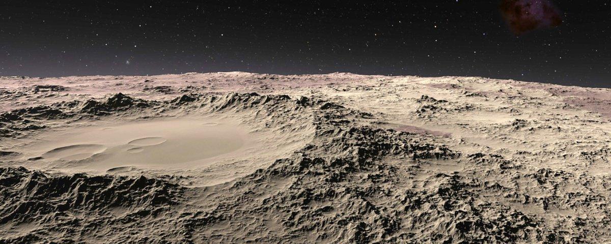 Teoria louca oferece nova explicação para a origem da Lua