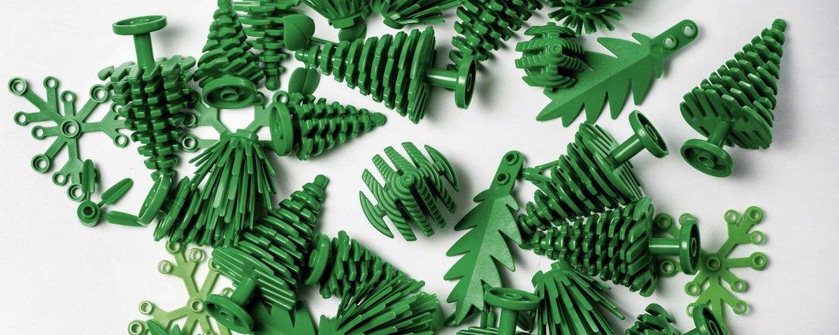 LEGO usa matéria-prima brasileira para criar linha sustentável de peças
