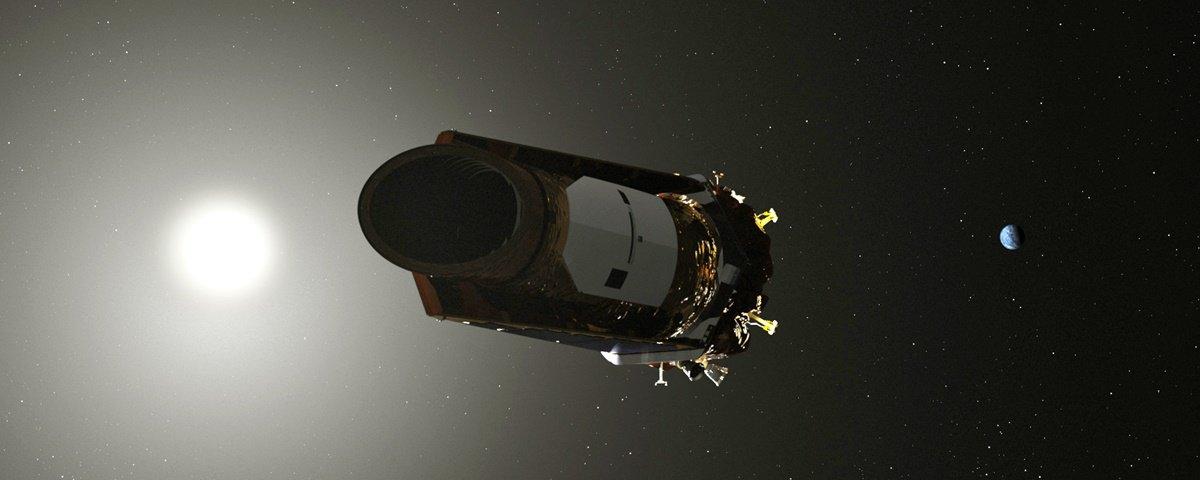 """Obrigado, Kepler! """"Caçador de exoplanetas"""" da NASA dará adeus em breve"""