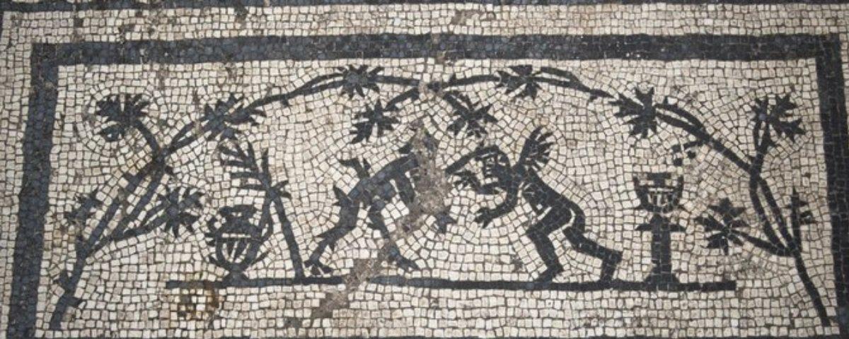 Obra de nova linha de metrô em Roma descobre tesouros arqueológicos