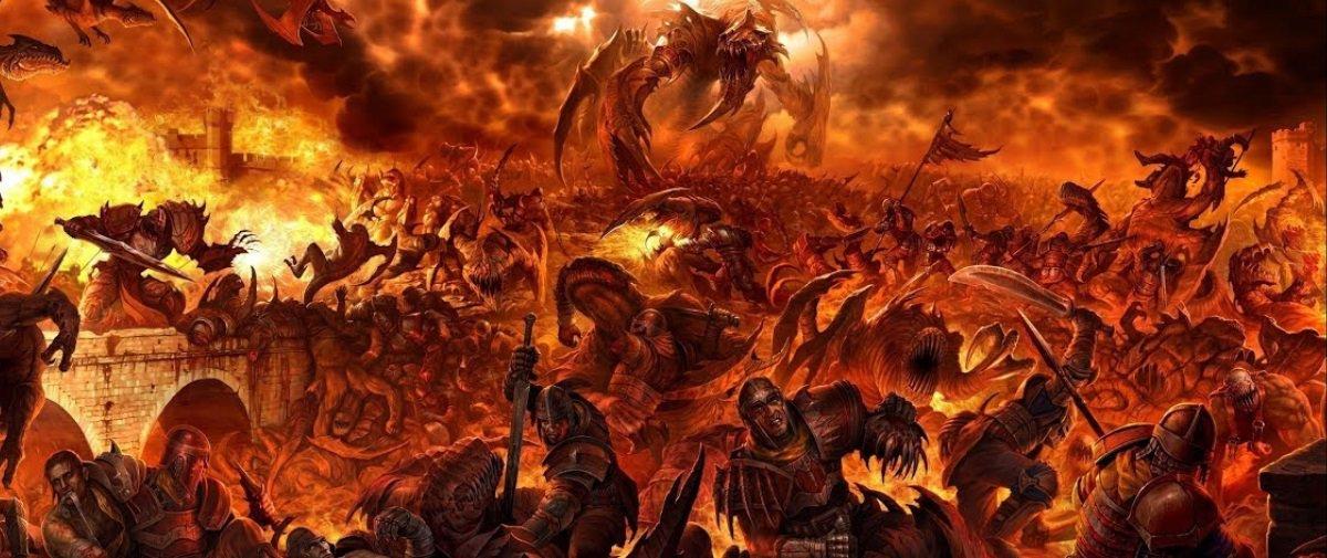Confira 5 demônios grotescos que habitam o Inferno