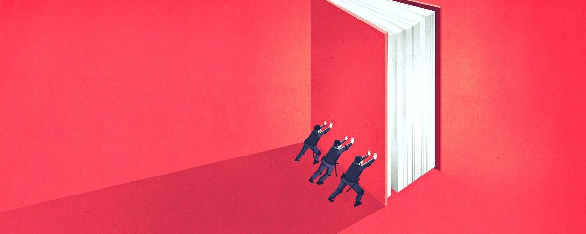 17 ilustrações que retratam o lado incoerente do mundo atual