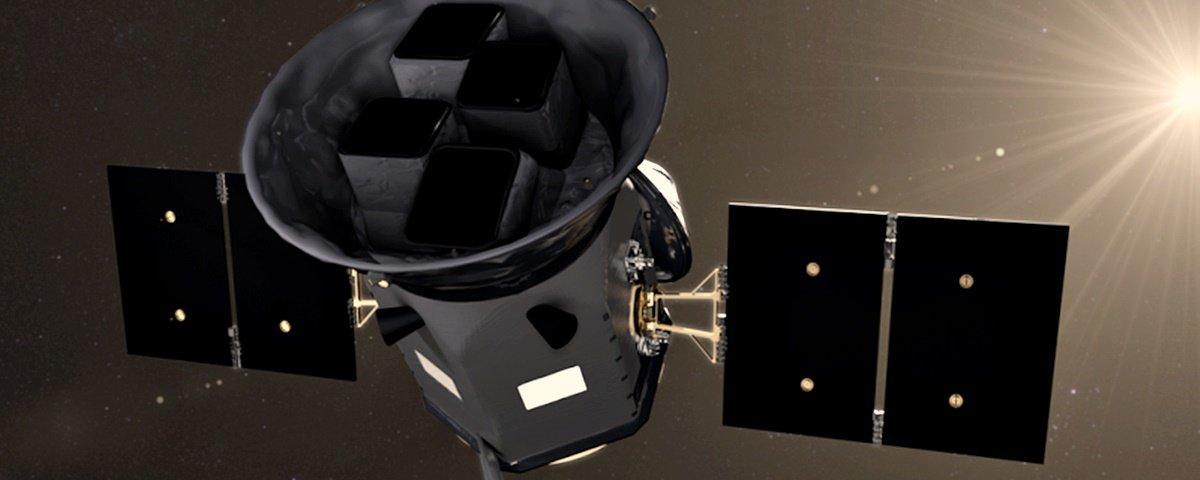 Tess, sucessor do caçador de planetas Kepler, está pronto para a missão