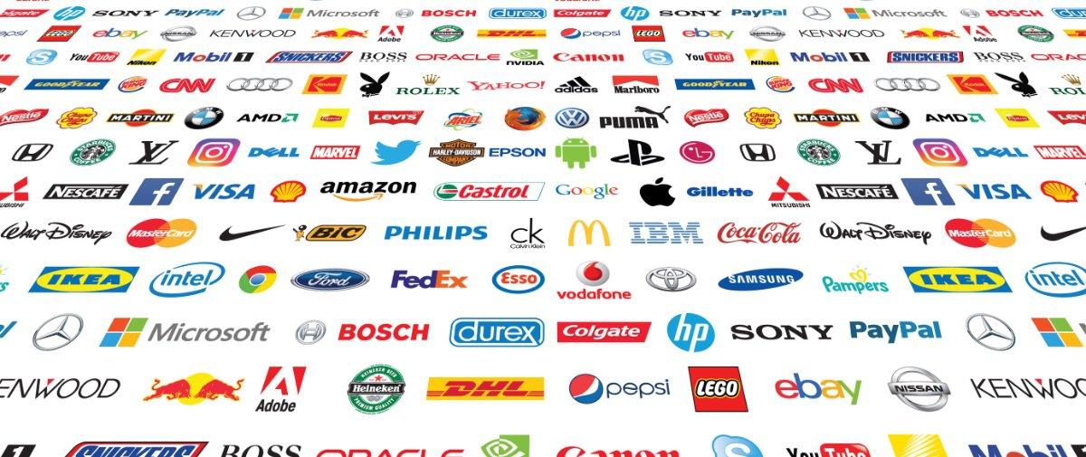 Confira como alguns logos famosos evoluíram ao longo do tempo