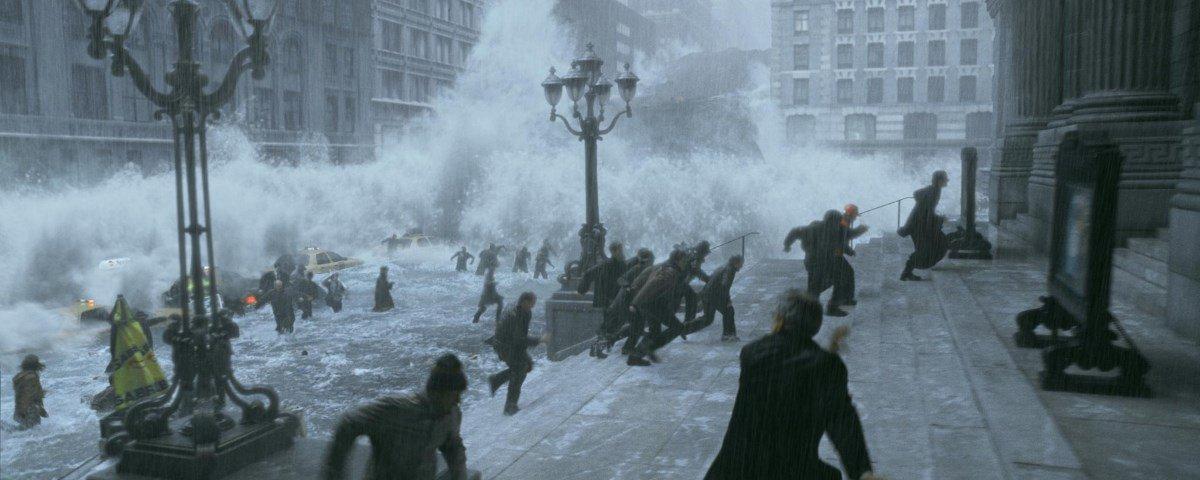 O que acontece se as correntes marinhas ficarem mais lentas? E elas estão!