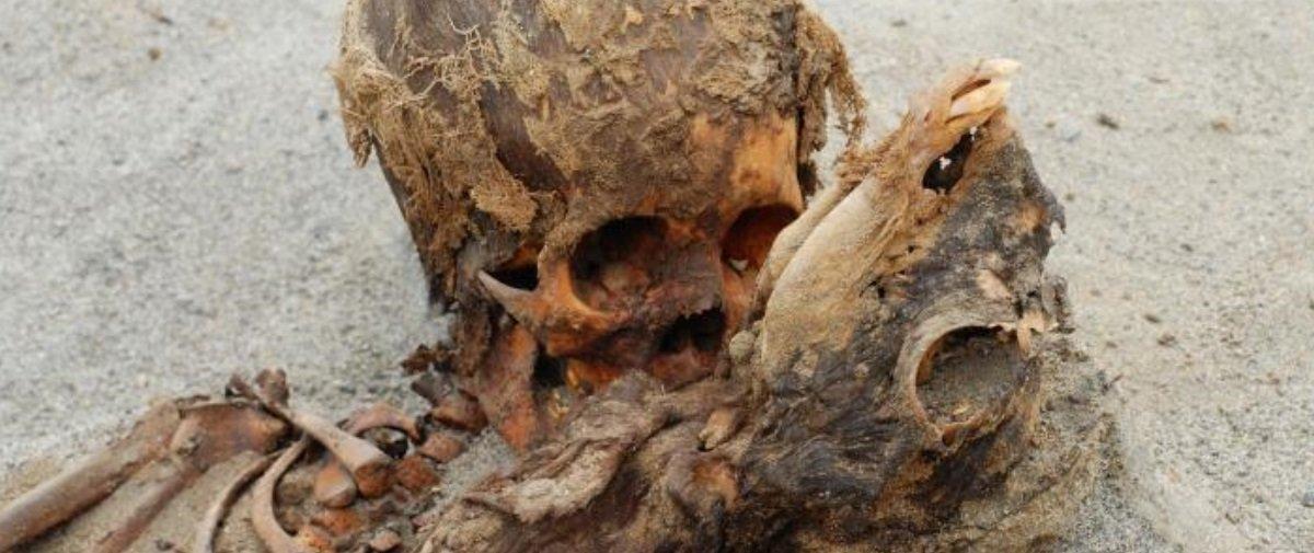 Sítio do maior sacrifício de crianças da História pode ter sido descoberto