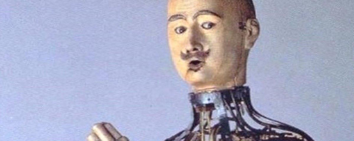 Pesquisadora busca clarineta perdida de robô musical de 180 anos