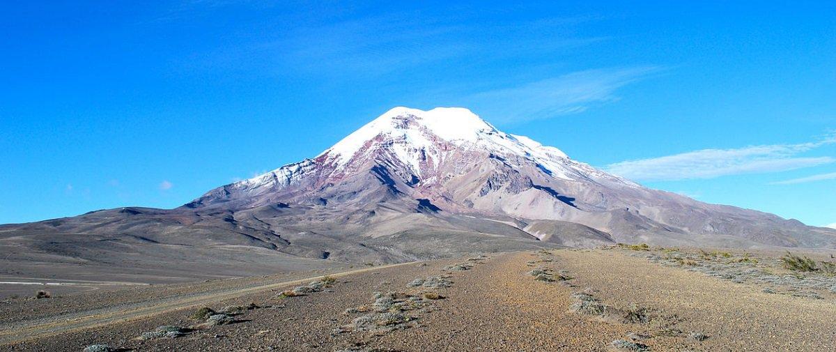 Sabia que, tecnicamente, o Everest não é a montanha mais alta do mundo?