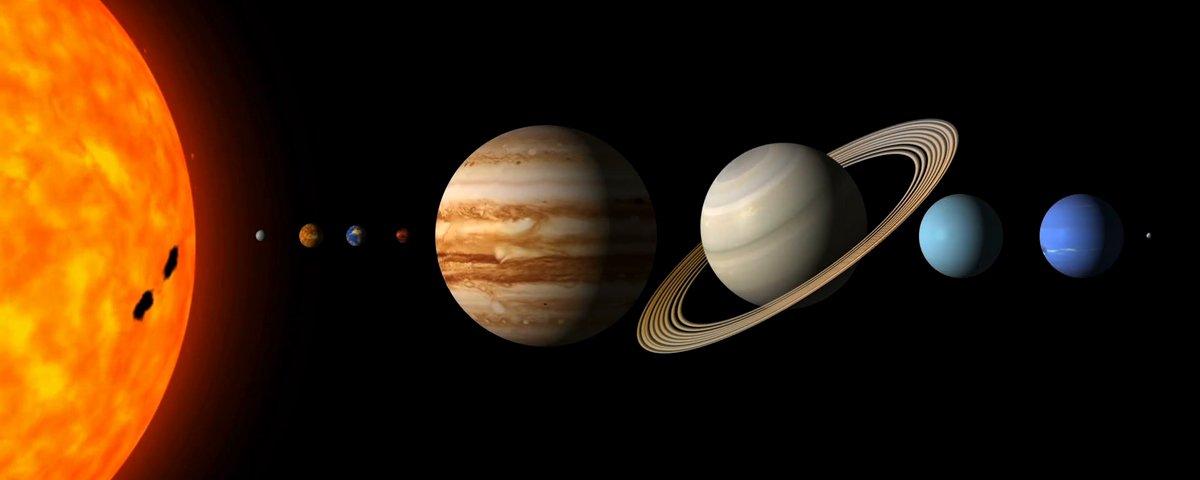 Como seria o céu se outros planetas estivessem tão próximos quanto a Lua
