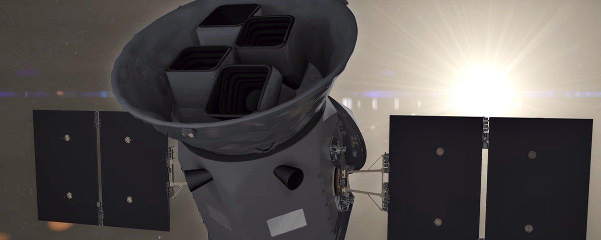 Novo caçador de planetas da Nasa manda foto com mais de 200 mil estrelas