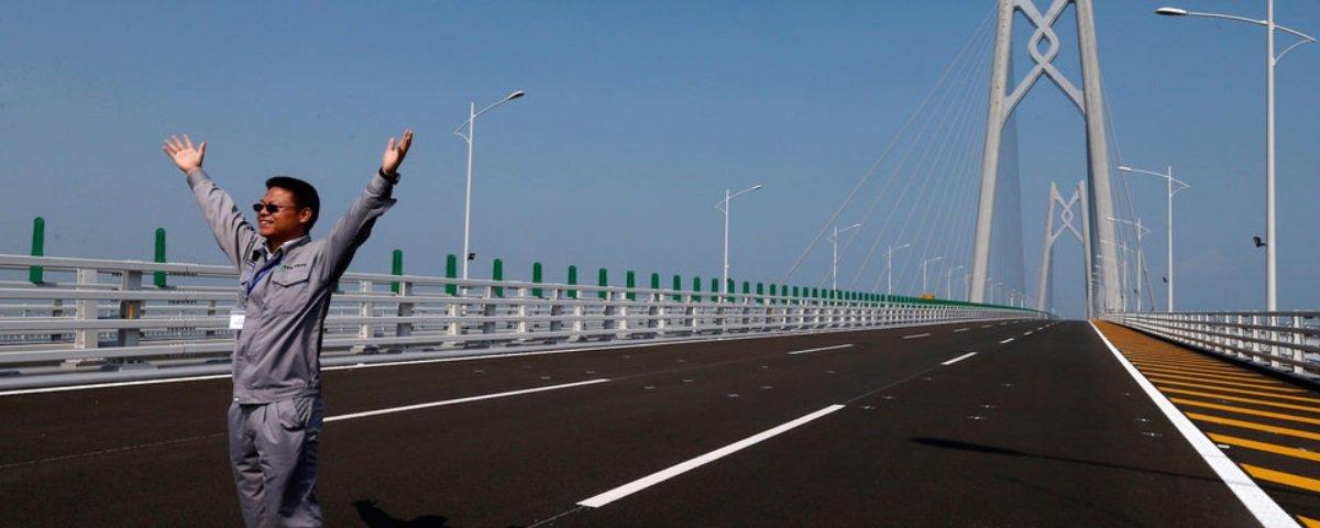 Descubra quais são as 12 maiores pontes do mundo