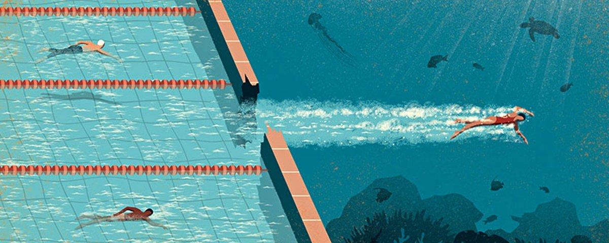 15 ilustrações que expressam as contradições da vida moderna