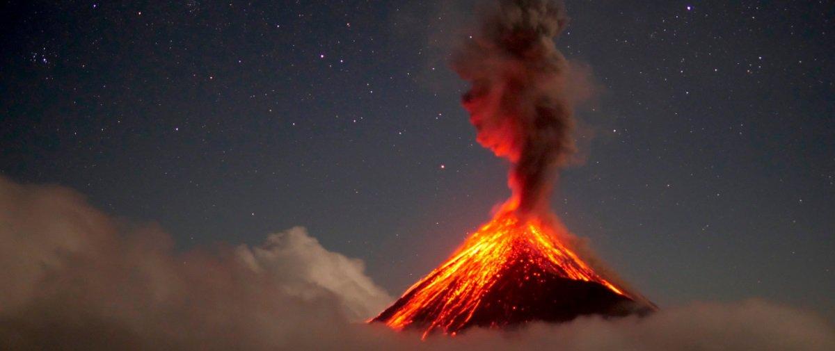 Guatemala x Pompeia: as semelhanças e as diferenças entre as duas erupções