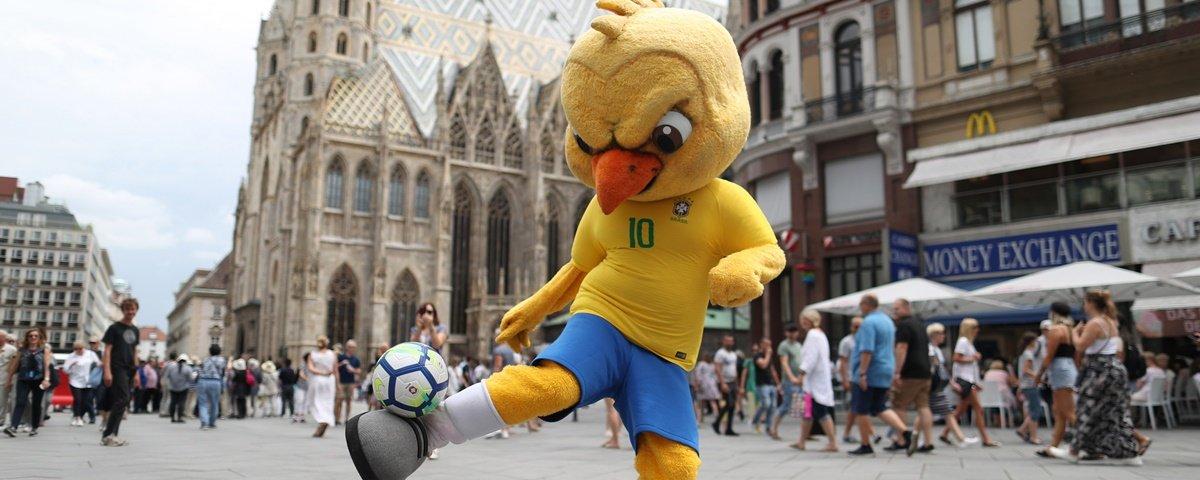 Inteligência artificial prevê o Brasil como campeão da Copa do Mundo