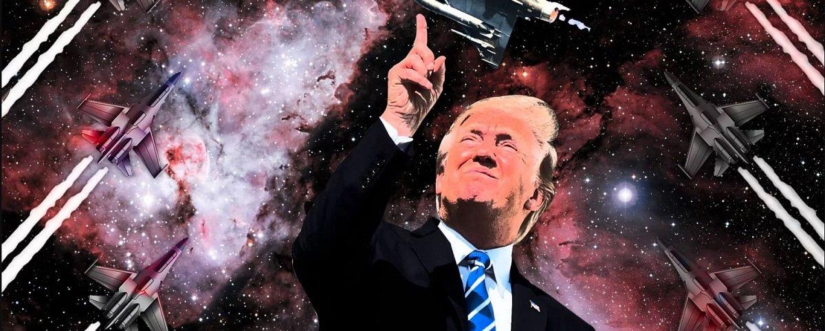 Trump vai criar uma Força Espacial para garantir supremacia dos EUA