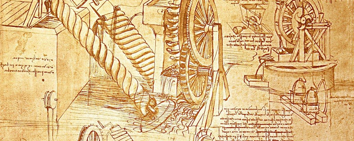 """Leis da Fricção foram encontradas em manuscritos """"irrelevantes"""" de Da Vinci"""