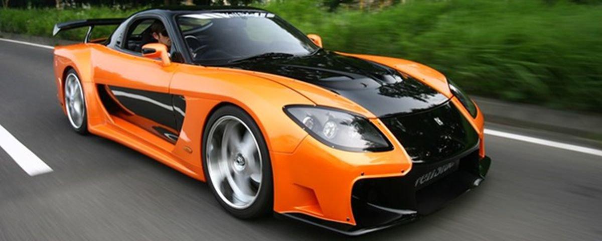 7 carros de cinema que você já quis ter um dia