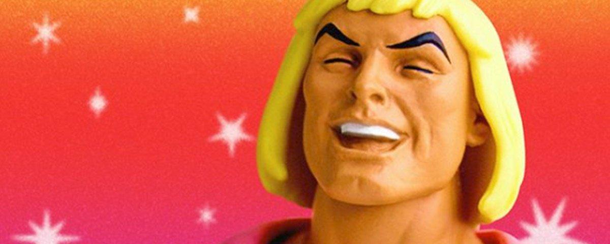 Lembra o meme do He-Man rindo? Então, ele virou bonequinho e estará à venda