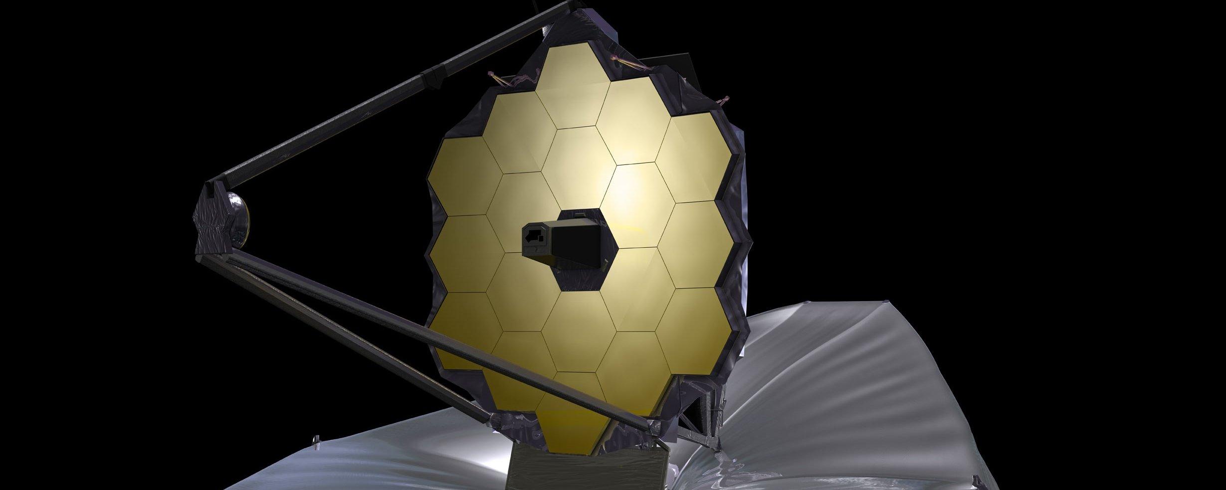 Lançamento do telescópio espacial James Webb é adiado para 2021